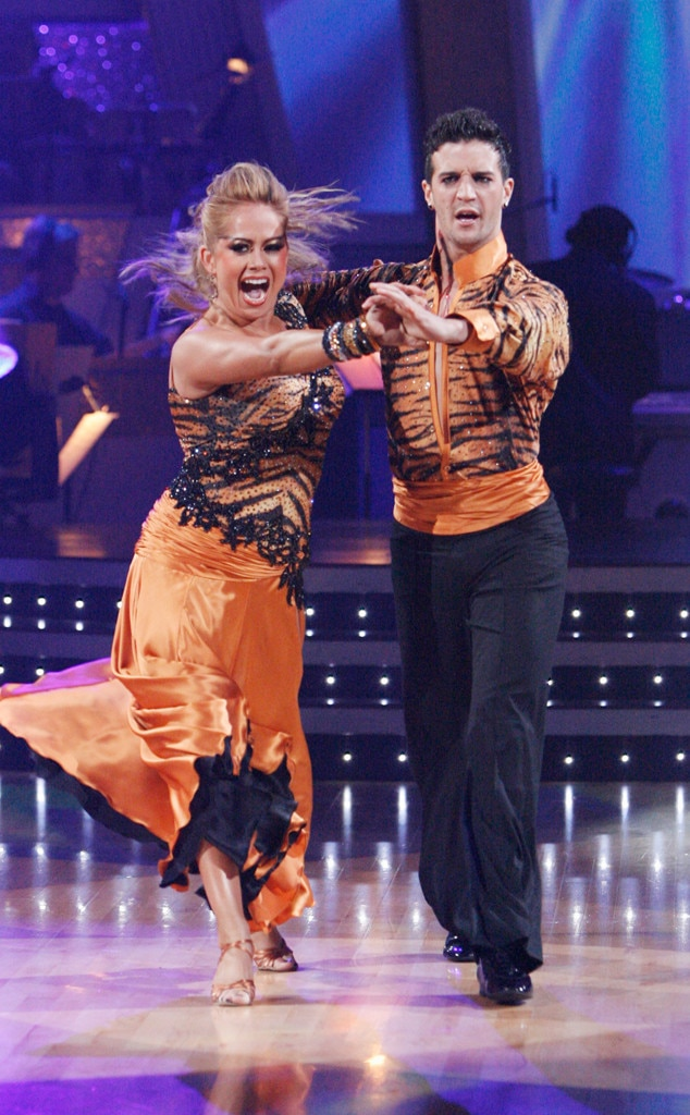 Sabrina Bryan, Mark Ballas, Dancing with the Stars