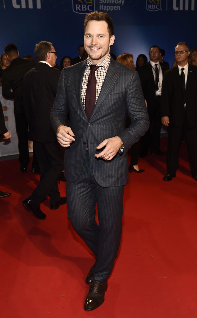Chris Pratt, TIFF