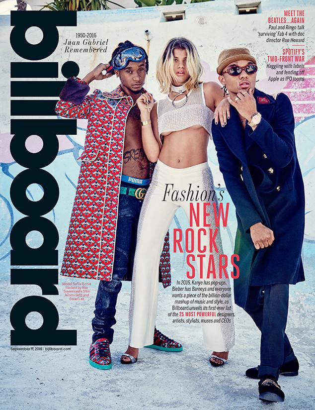 Sofia Richie, Billboard