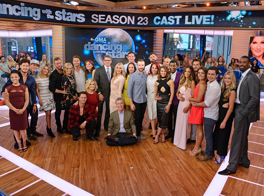 DWTS Group Photo, GMA