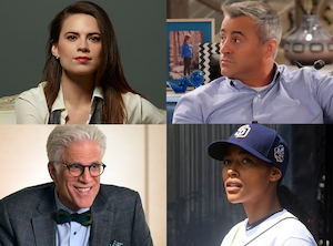 Pitch, Man With a Plan, Conviction, The Good Place