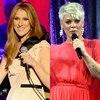 Celine Dion, Pink