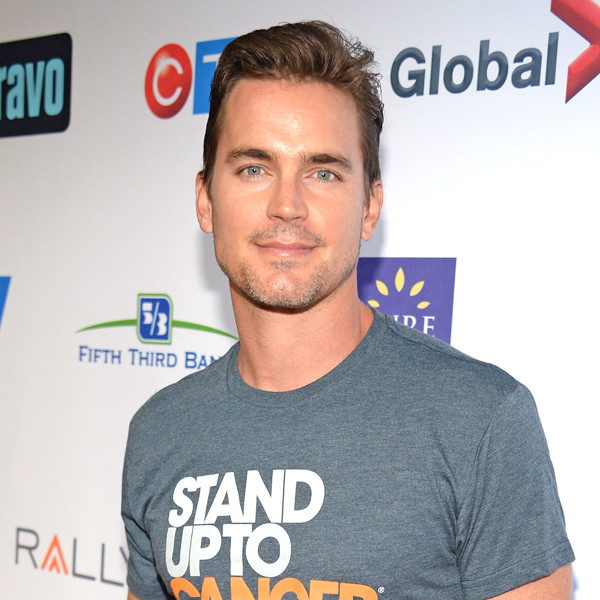 Matt Bomer, Stand Up To Cancer