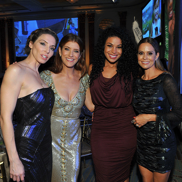 Whitney Cummings, Kate Walsh, Jordin Sparks, Brooke Burke-Charvet