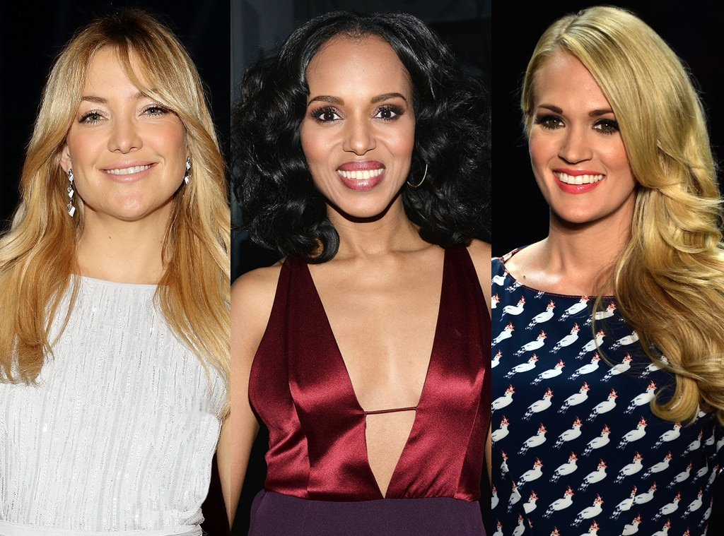 Battling mom guilt how carrie underwood kerry washington for How many kids does carrie underwood have