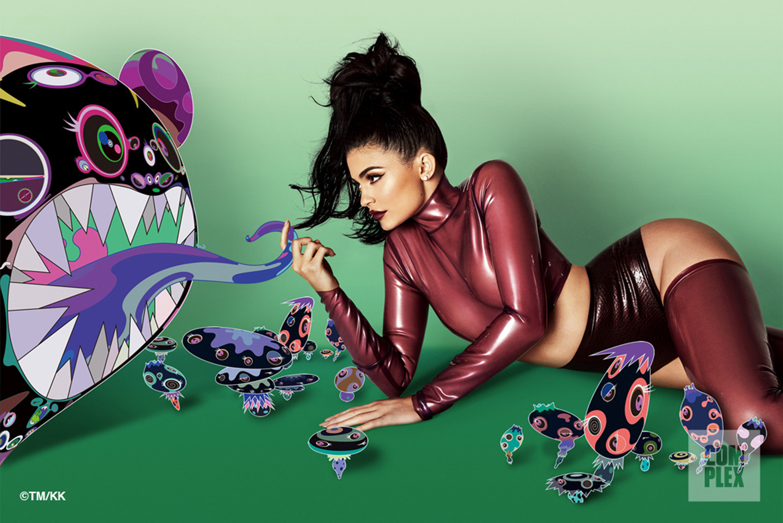 Kylie Jenner, Complex