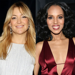 Kate Hudson, Kerry Washington, Carrie Underwood