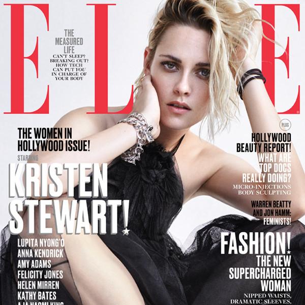 Kristen Stewart, Elle
