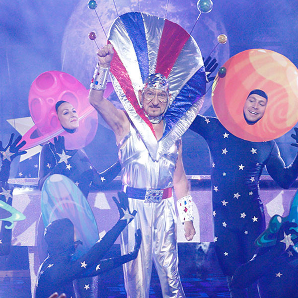 Ben Kingsley, Elton John, Lip Sync Battle