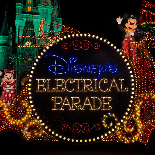 Disney World, Main Street Electrical Parade