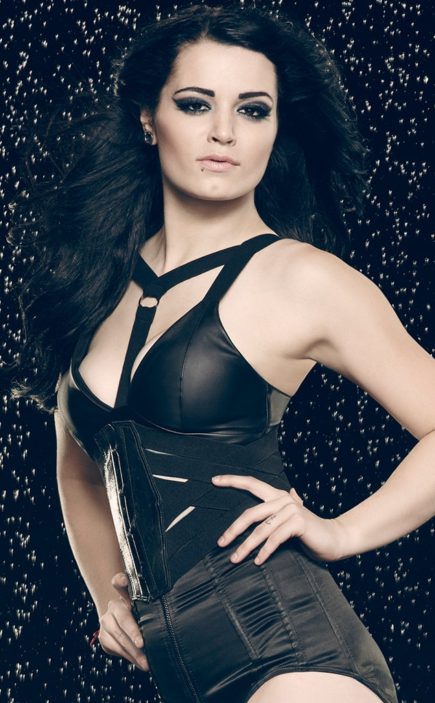 Wwe suspends saraya jade bevis aka paige for 60 days for Paige diva