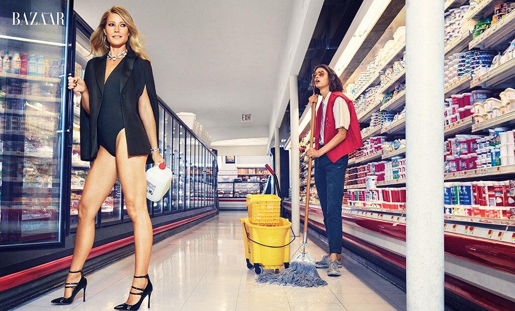 Gwyneth Paltrow, Harper's Bazaar