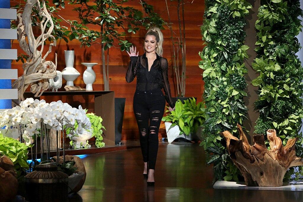Khloe Kardashian, The Ellen DeGeneres Show