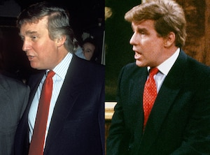 Donald Trump, Phil Hartman, Saturday Night Live, SNL
