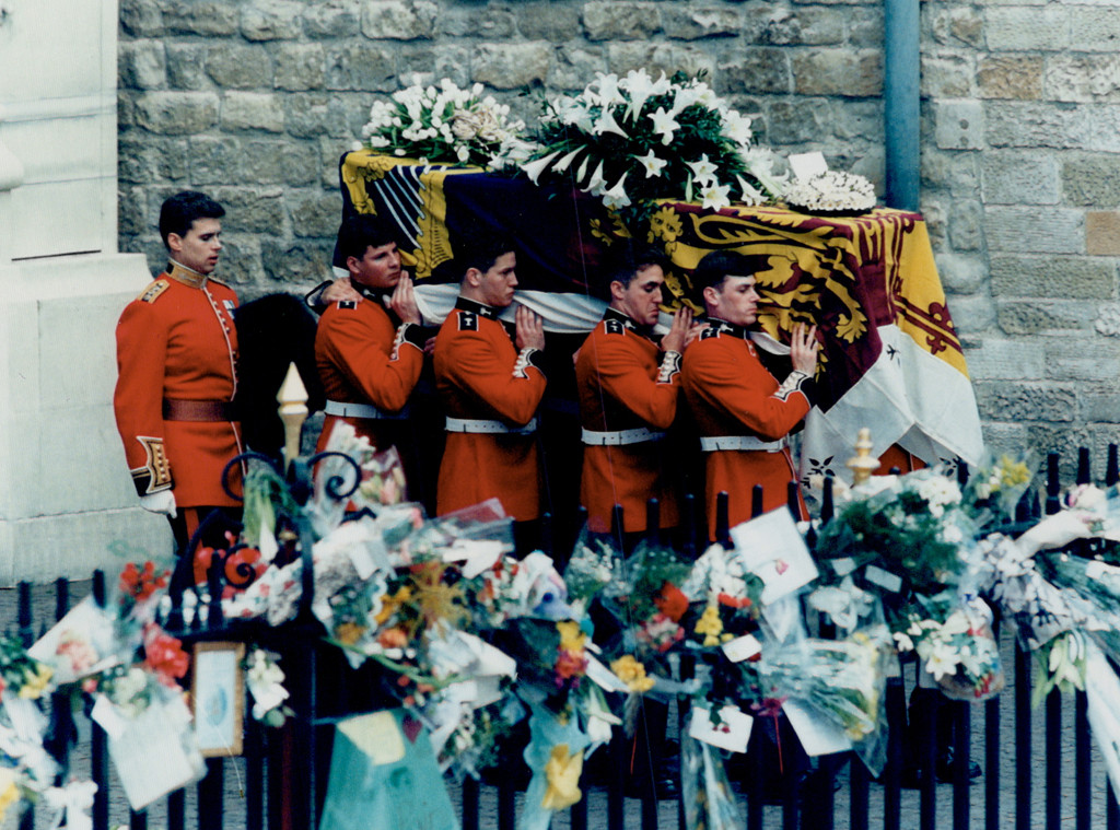 Princess Diana Funeral, 90s Scandals