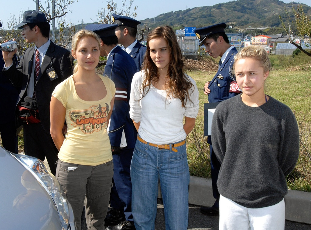 Stars Arrested Fightin... Hayden Panettiere Arrested