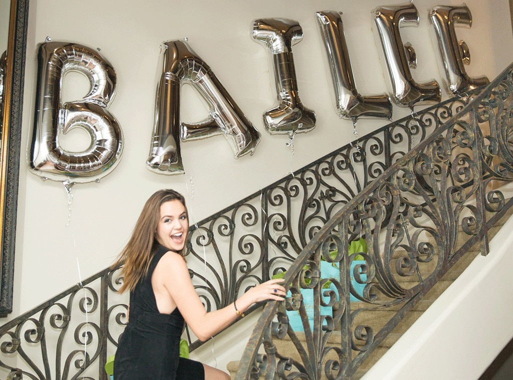 Bailee Madison, Birthday