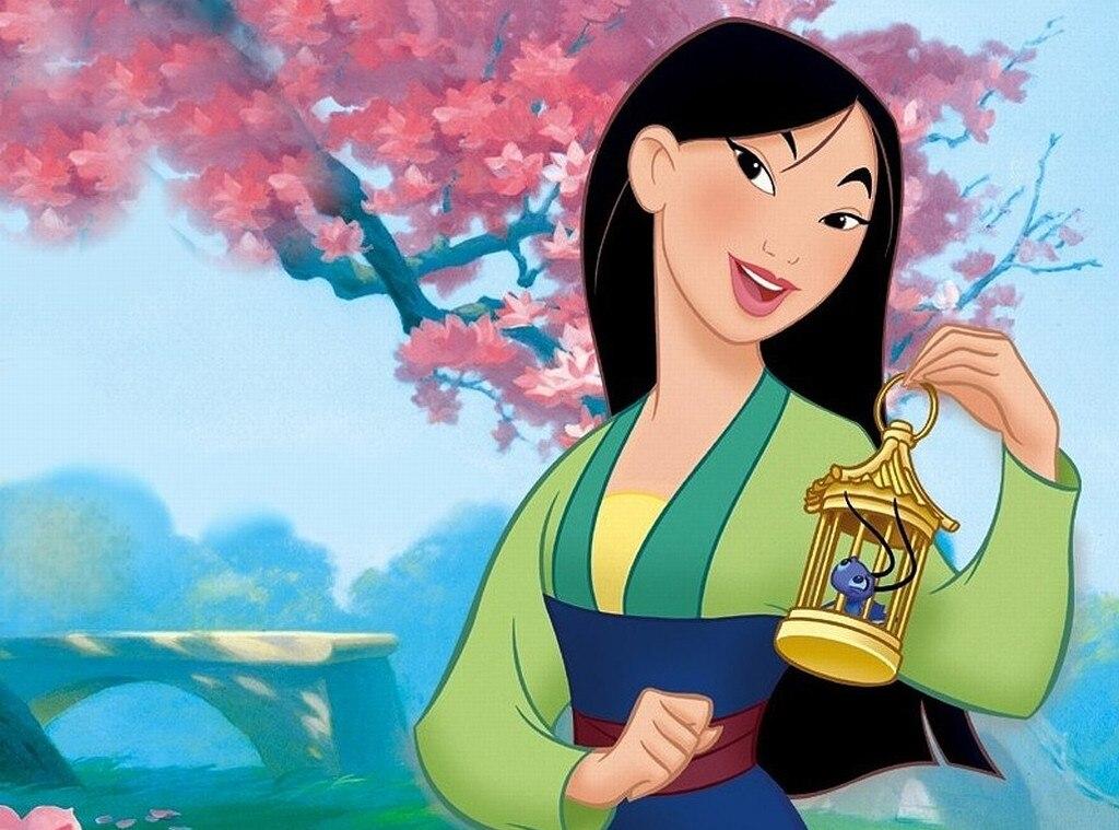 Mulan, Disney