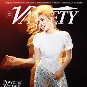 Miley Cyrus, Variety