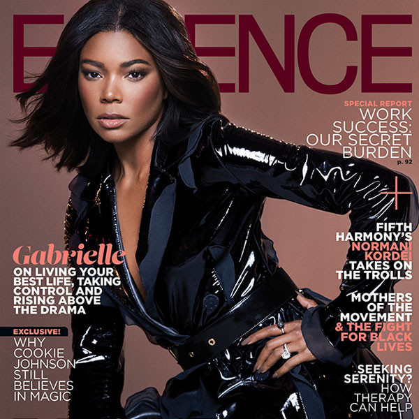 Gabrielle Union, Essence, November 2016 Issue