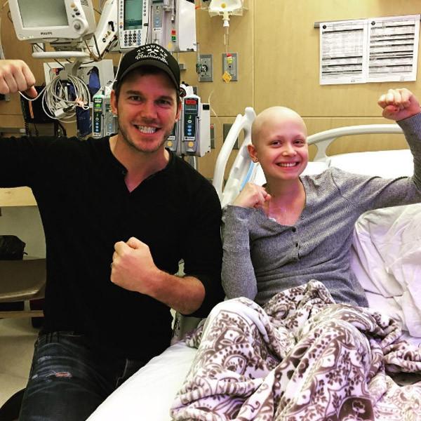 Chris Pratt, Children's Hospital