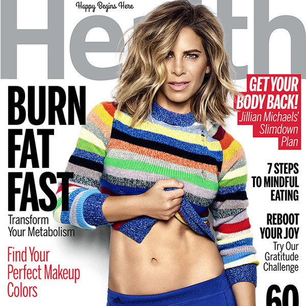 Jillian Michaels, Health Magazine