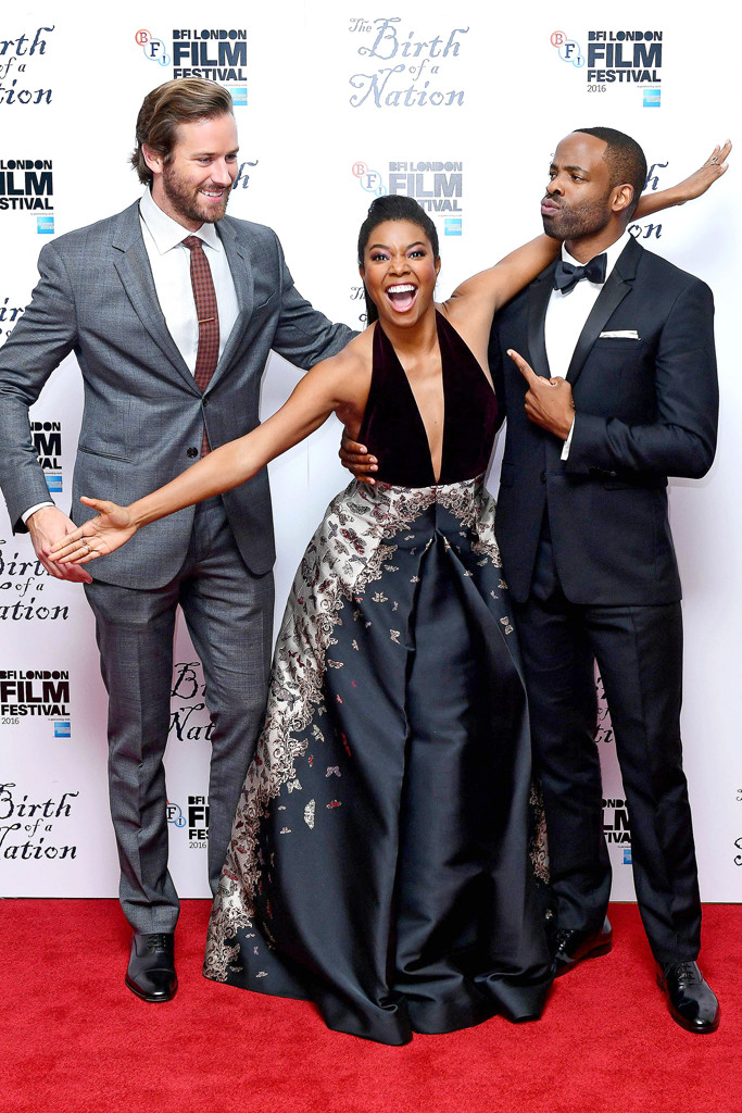 Armie hammer gabrielle union chike okonkw from the big