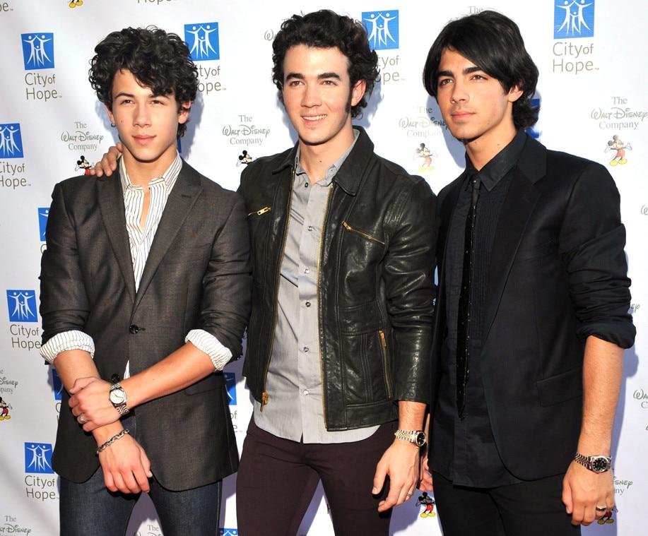 Nick Jonas, Kevin Jonas, Joe Jonas, The Jonas Brothers, 2008, Purity Rings