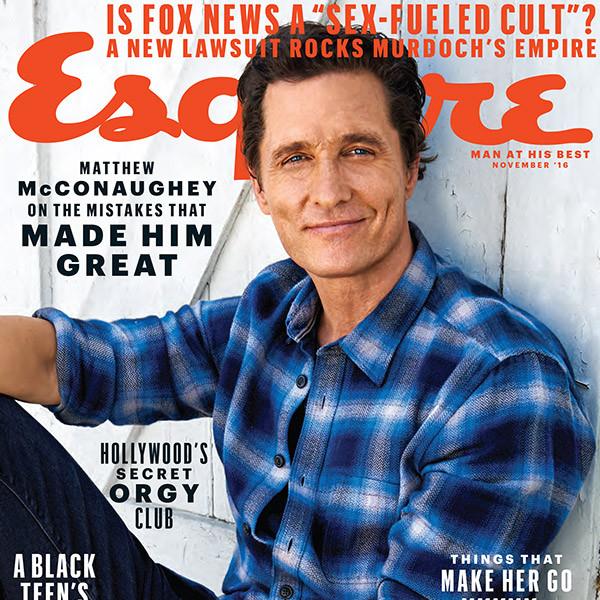 Matthew McConaughey, Esquire