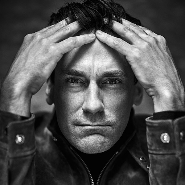 Jon Hamm, The Look