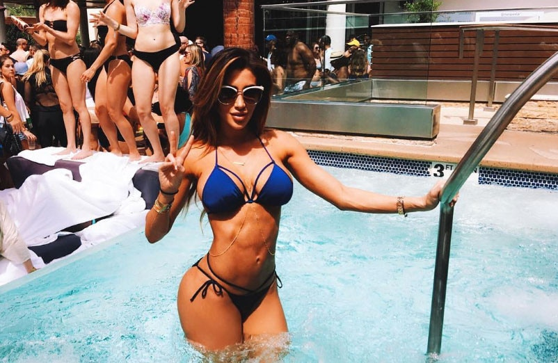 Claudia Sampedro, WAGS Miami, Instagram