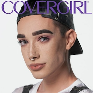 James Charles, Covergirl