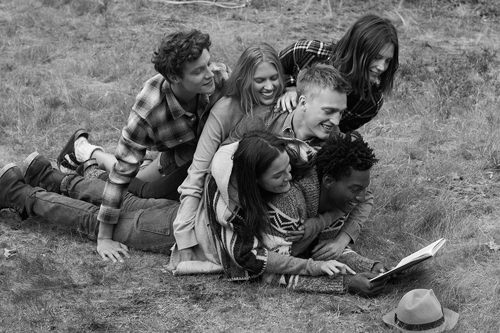 Abercrombie & Fitch, Ad Campaign Reveal