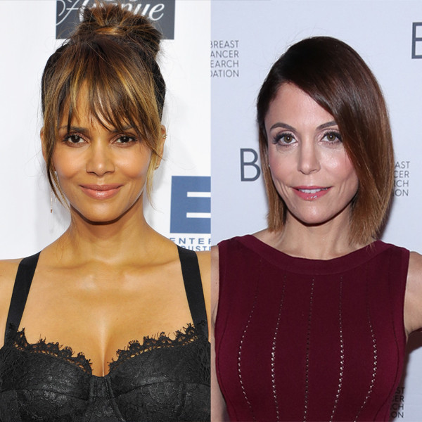 Halle Berry, Bethenny Frankel