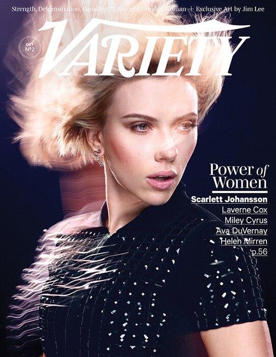 Scarlett Johansson, Variety