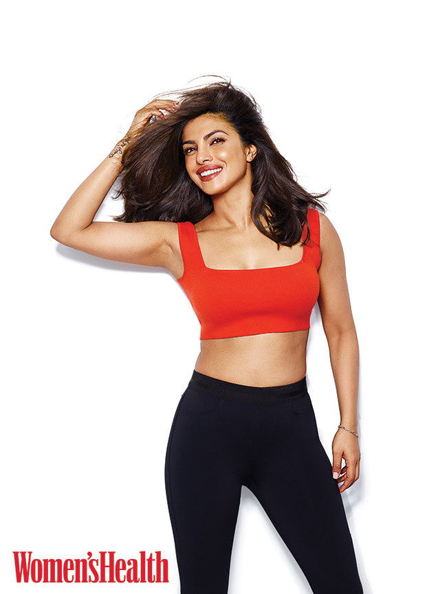 Priyanka Chopra, Women's Health