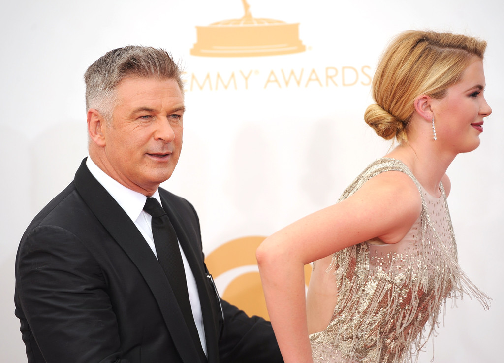 Double Takes, Alec Baldwin, Ireland Baldwin