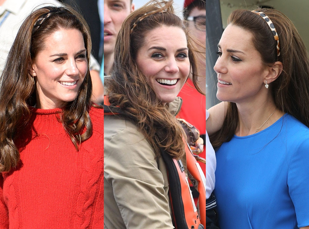 Enjoyable All The Different Hairstyles Kate Middleton Tried In 2016 So Far Short Hairstyles For Black Women Fulllsitofus