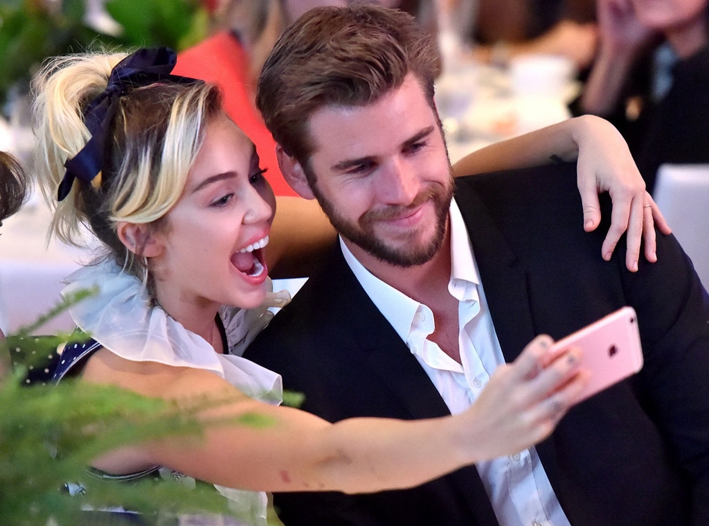 how long have miley cyrus and liam hemsworth been dating
