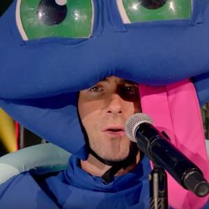 Maroon 5, Don't Wanna Know Music Video, Adam Levine