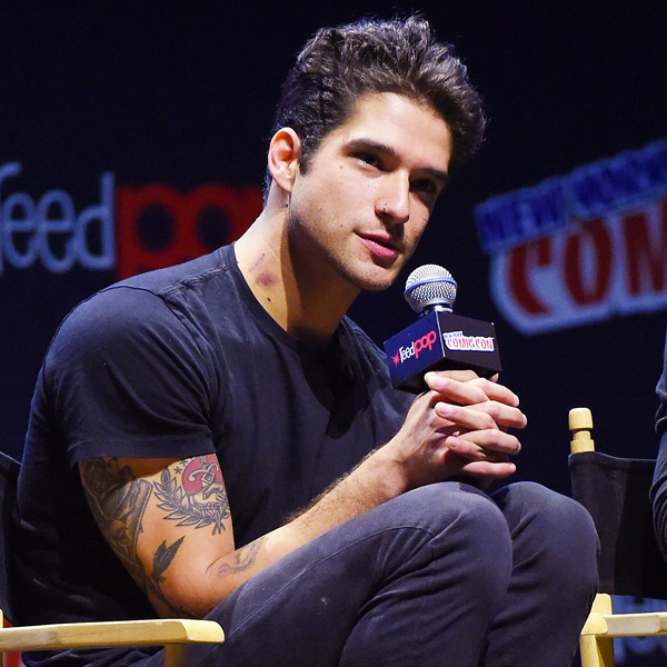 Tyler Posey, Comic-Con