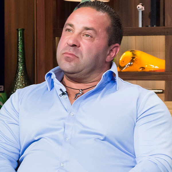 Joe Giudice, WATCH WHAT HAPPENS LIVE