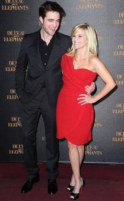 Reese Witherspoon, Robert Pattinson