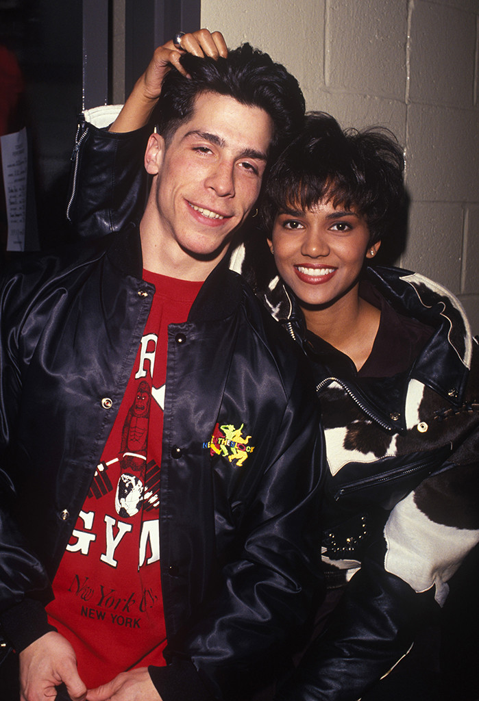 Halle Berry, Danny Wood, 90s couples