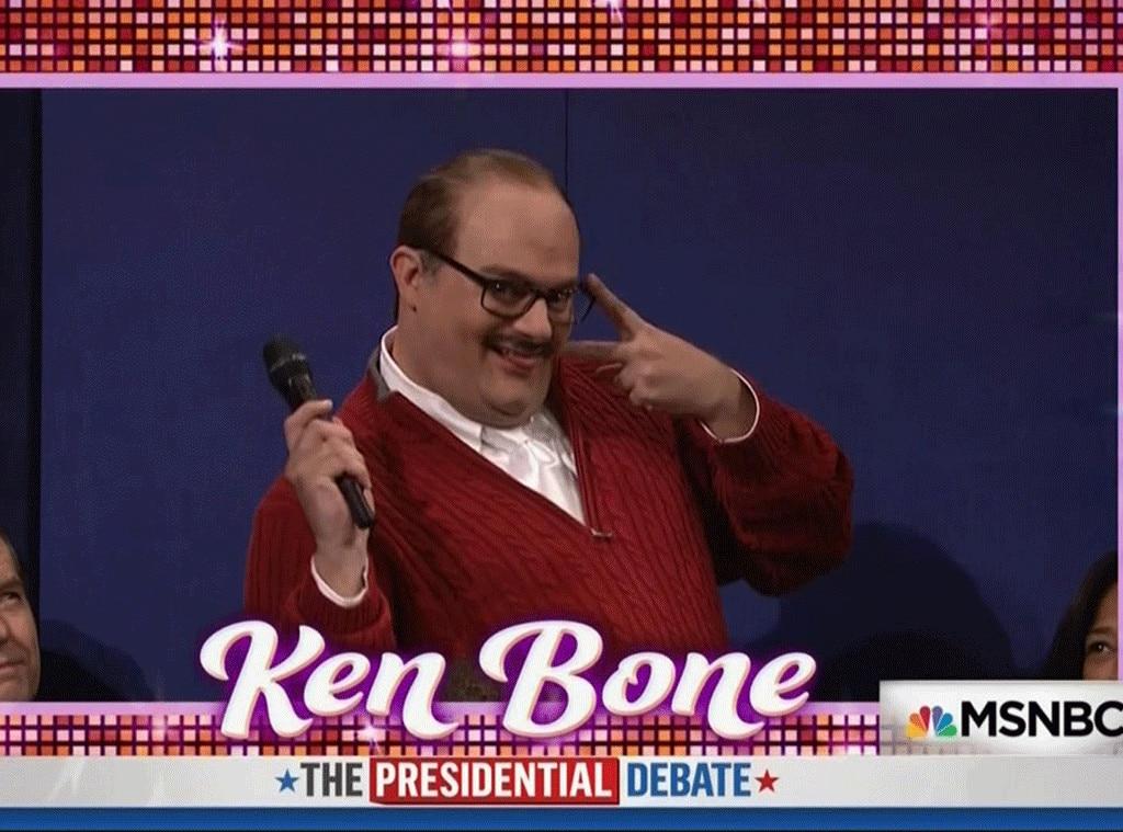 Ken Bone, Saturday Night Live
