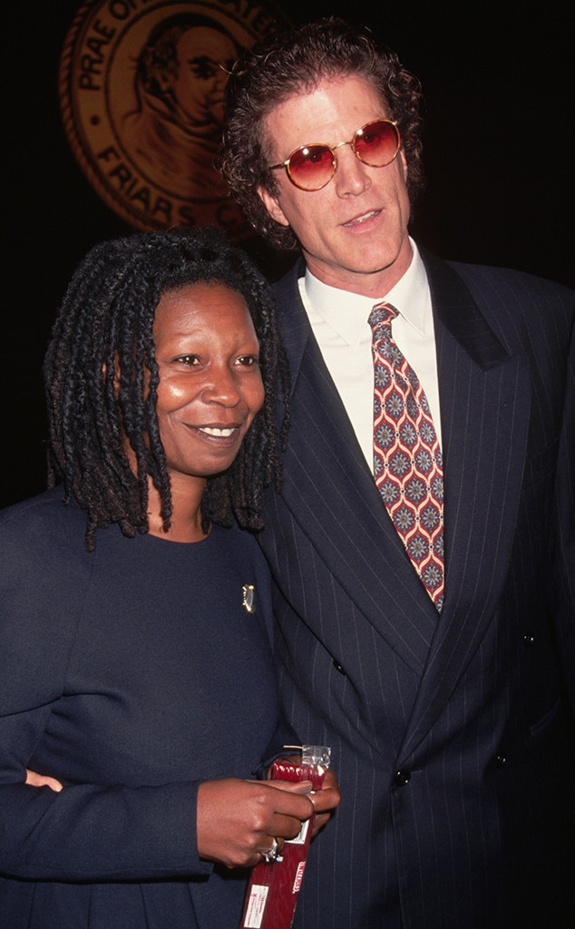whoopi goldberg dating ted danson and