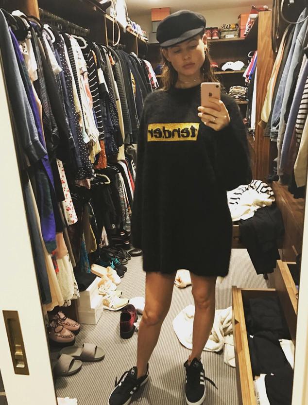 Behati Prinsloo Instagram