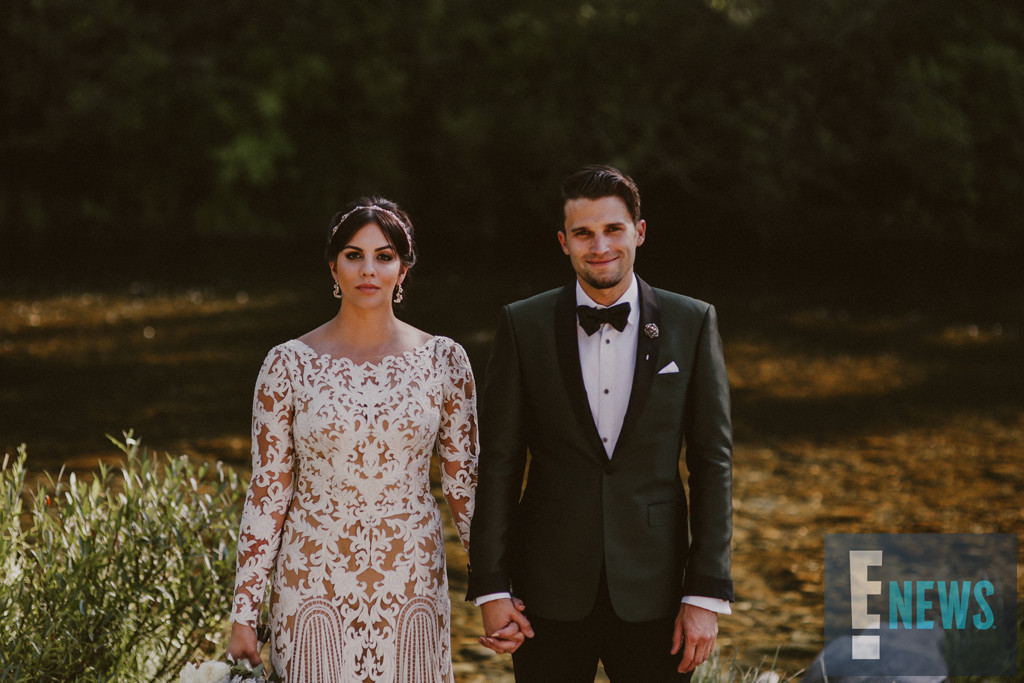 Katie nahigian wedding