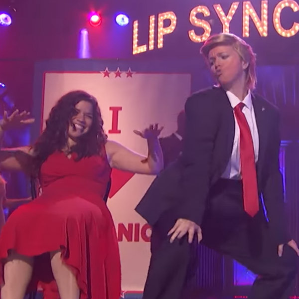 Amber Tamblyn, Lip Sync Battle