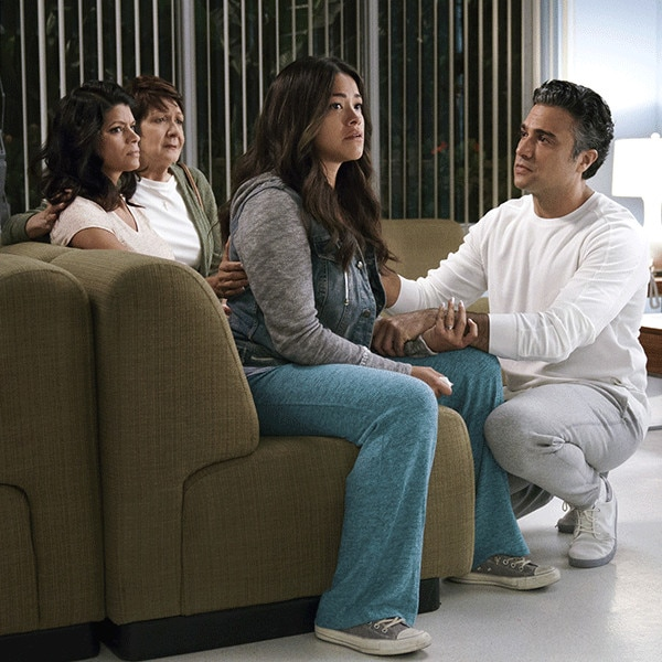 Jane the Virgin smartly tackled the pressure of Jane losing her virginity
